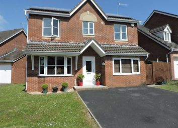 Thumbnail 4 bed detached house for sale in Llyn Tircoed, Tircoed Forest Village, Penllergaer, Swansea