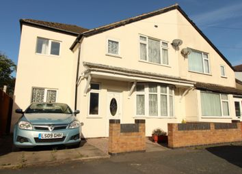 Thumbnail 5 bed semi-detached house for sale in Essex Road, Leicester, Leicestershire