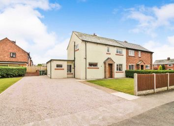 Thumbnail 3 bed semi-detached house for sale in Stackbraes Road, Longtown, Carlisle