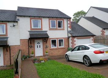 Thumbnail 3 bed semi-detached house to rent in Westmorland Rise, Appleby-In-Westmorland
