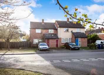 Thumbnail 2 bed semi-detached house to rent in Churchill Avenue, Wyton-On-The-Hill, Huntingdon