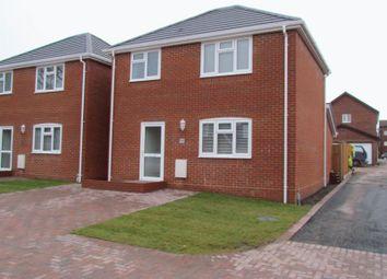 Thumbnail 3 bed detached house to rent in Bridge Road, Park Gate, Southampton