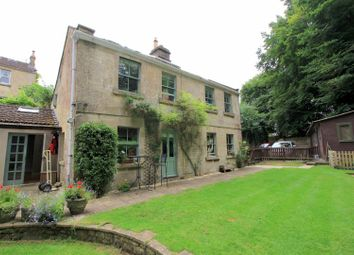 Thumbnail 4 bed cottage for sale in Combe Road, Combe Down, Bath