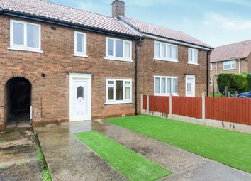 Thumbnail 3 bed terraced house for sale in Hawthorne Way, Carlton-In-Lindrick, Worksop