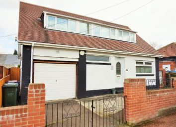 Thumbnail 3 bedroom detached house for sale in Brandon Road, Fawdon