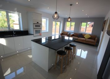 Thumbnail 4 bed detached bungalow for sale in Park Lane, Knypersley, Stoke-On-Trent