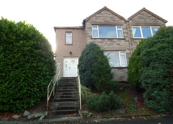 Thumbnail 3 bed semi-detached house for sale in Wood Street, Galashiels