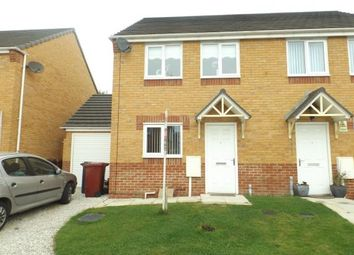 Thumbnail 3 bed semi-detached house for sale in Croft House Way, Bolsover, Chesterfield, Derbyshire