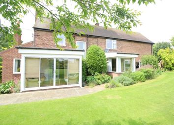 Thumbnail 4 bed detached house for sale in Old Hall Lane, Whitwell, Worksop