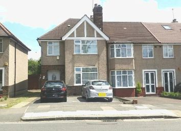 Thumbnail 4 bed semi-detached house to rent in Melville Avenue, Greenford