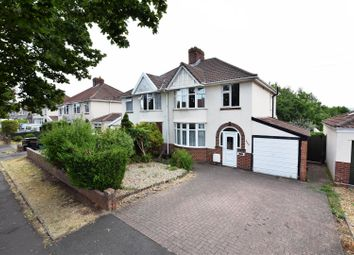 Thumbnail 3 bed semi-detached house for sale in Portway, Shirehampton, Bristol
