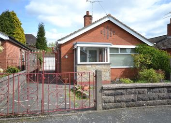 Thumbnail 2 bed detached bungalow for sale in Fox Grove, Clayton, Newcastle-Under-Lyme