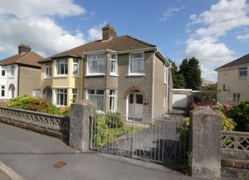 Thumbnail 3 bed semi-detached house for sale in Millbrook Crescent, Carmarthen, Carmarthenshire