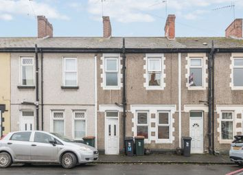 Thumbnail 2 bedroom terraced house for sale in Conway Road, Newport