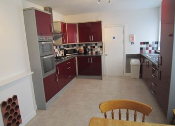 Thumbnail 5 bed shared accommodation to rent in Neath Road, St. Judes, Plymouth