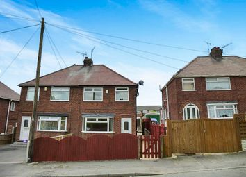 Thumbnail 3 bed semi-detached house for sale in Wood Street, Eastwood, Nottingham