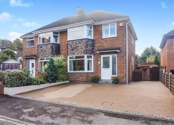 Thumbnail 3 bed semi-detached house for sale in Woolgreaves Croft, Wakefield