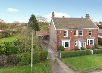 Thumbnail 4 bedroom semi-detached house for sale in Common Lane, Church Fenton, Tadcaster