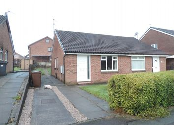 Thumbnail 2 bed semi-detached bungalow for sale in Exeter Avenue, Radcliffe, Manchester