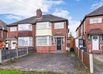 Thumbnail 3 bedroom semi-detached house for sale in Great Stone Road, Northfield, Birmingham, West Midlands