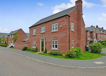 Thumbnail 4 bed detached house for sale in Starkey Close, Northwich, Cheshire