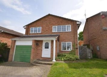 Thumbnail 4 bed detached house for sale in Nuffield Drive, Owlsmoor, Sandhurst