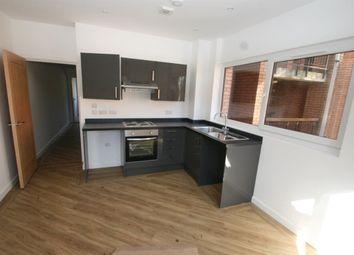 Thumbnail 2 bed flat to rent in Wickham Road, Fareham