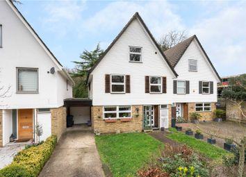 Thumbnail 6 bed detached house for sale in Alfreton Close, Wimbledon, London