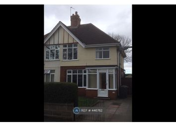 Thumbnail 3 bed semi-detached house to rent in Goscote Lane, Walsall