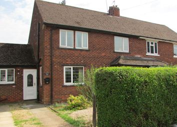 Thumbnail 3 bed property for sale in Laburnum Grove, Scunthorpe