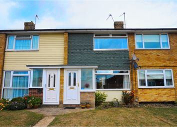 Thumbnail 2 bed terraced house for sale in Downton Walk, Colchester