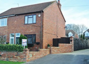 Thumbnail 2 bed semi-detached house for sale in Grange Road, Tuffley, Gloucester