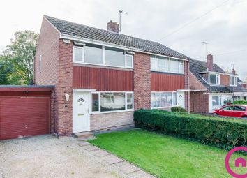 Thumbnail 3 bed semi-detached house for sale in Ridgemount Close, Brockworth, Gloucester