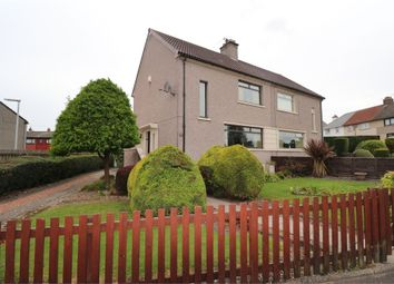 Thumbnail 3 bed semi-detached house for sale in Graham Avenue, Leven, Fife