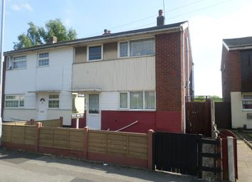 Thumbnail 3 bedroom semi-detached house for sale in Hucker Road, Walsall