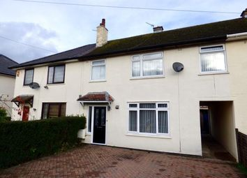 Thumbnail 4 bed terraced house for sale in Lingmoor Way, Carlisle, Cumbria