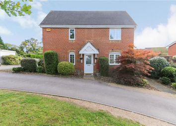 Thumbnail 3 bed semi-detached house for sale in Ashfield View, North Baddesley, Southampton, Hampshire