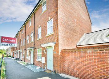 Thumbnail 4 bed end terrace house for sale in Prospero Way, Swindon