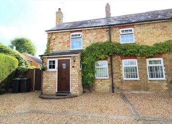 Thumbnail 3 bed cottage for sale in Church Street, Shillington, Bedfordshire