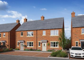 Thumbnail 3 bed terraced house for sale in Brick Kiln Road, Raunds, Wellingborough