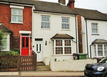 Thumbnail 2 bed end terrace house to rent in Aldenham Road, Radlett, Hertfordshire