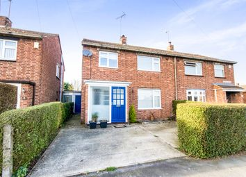 Thumbnail 3 bed semi-detached house for sale in Irnham Road, Stamford