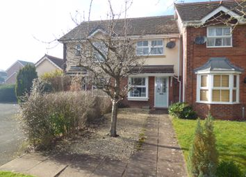 Thumbnail 2 bed property to rent in Mcconnell Close, Aston Fields, Bromsgrove