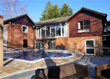 Thumbnail 7 bed detached house for sale in 4 Hamble Wood, Botley