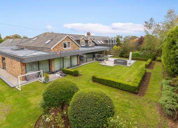 New Park Road, Newgate Street, Hertford SG13. 4 bed detached house for sale