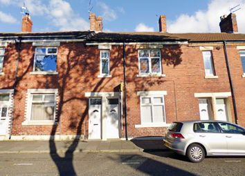 Thumbnail 2 bed flat for sale in Silkeys Lane, North Shields