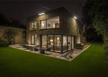 Thumbnail 5 bedroom detached house for sale in Dover Park Drive, London