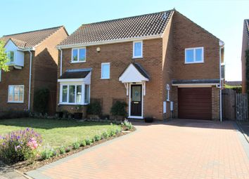 4 bed detached house for sale in Lincoln Crescent, Biggleswade SG18
