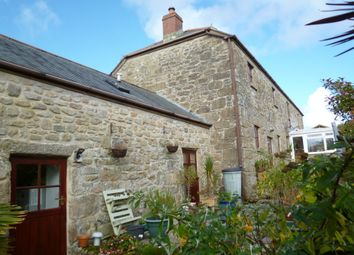Thumbnail 5 bedroom barn conversion for sale in Carnaquidden, Newmill, Penzance
