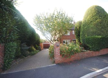 Thumbnail 3 bed semi-detached house for sale in Lower Kings Avenue, Exeter